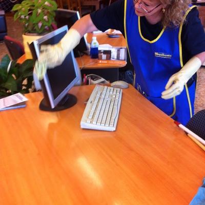 Claves para mantener la limpieza oficinas barcelona auto for Oficina qualitas auto barcelona